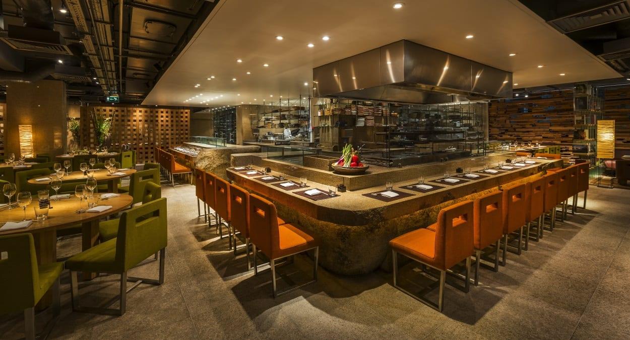 Sushi Robata Counter